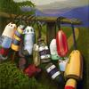 Bouys  Oil on Canvas   24 x 30